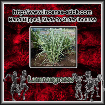 Lemongrass - Incense Cones - 20 Count Package
