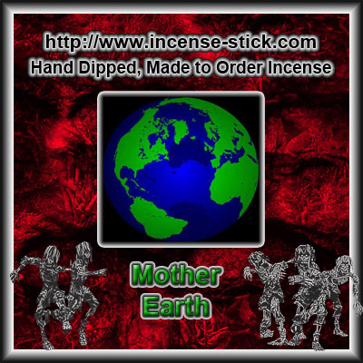 Mother Earth - Incense Sticks - 20 Count Package