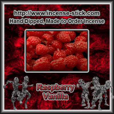 Raspberry Vanilla - 100 Stick(average) Bundle.